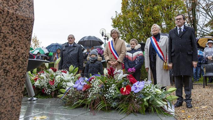11 novembre : retour en images sur la cérémonie