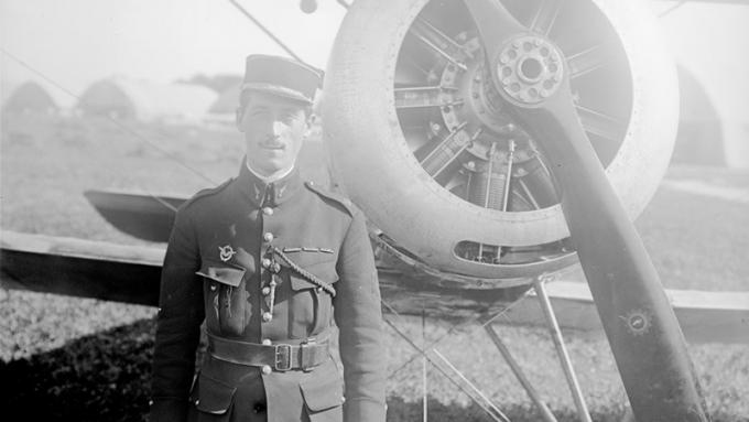 Les as de la Grande Guerre à l'honneur
