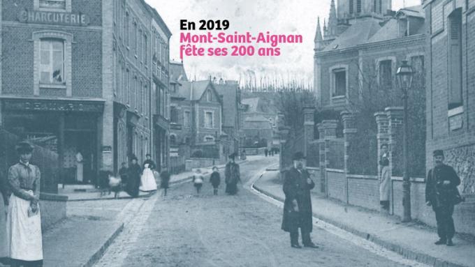 1819... 2019, Mont-Saint-Aignan prépare son bicentenaire