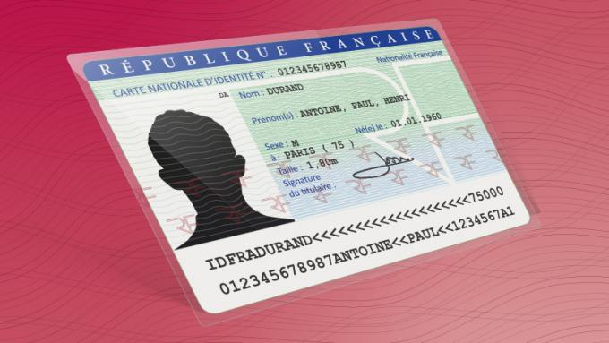 Carte d'identité : des changements en vue