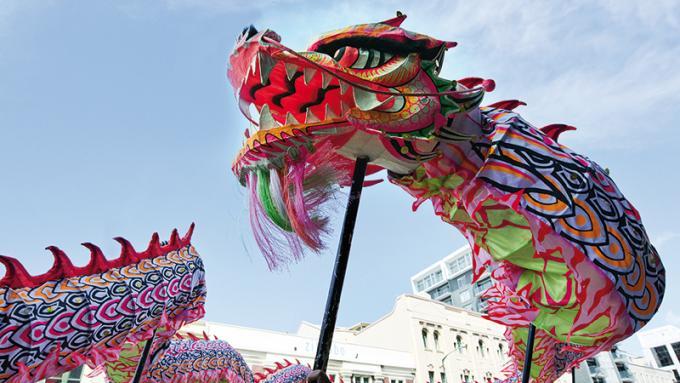 Le nouvel an chinois fêté à MSA !