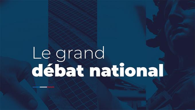 Grand Débat national : les compte-rendus