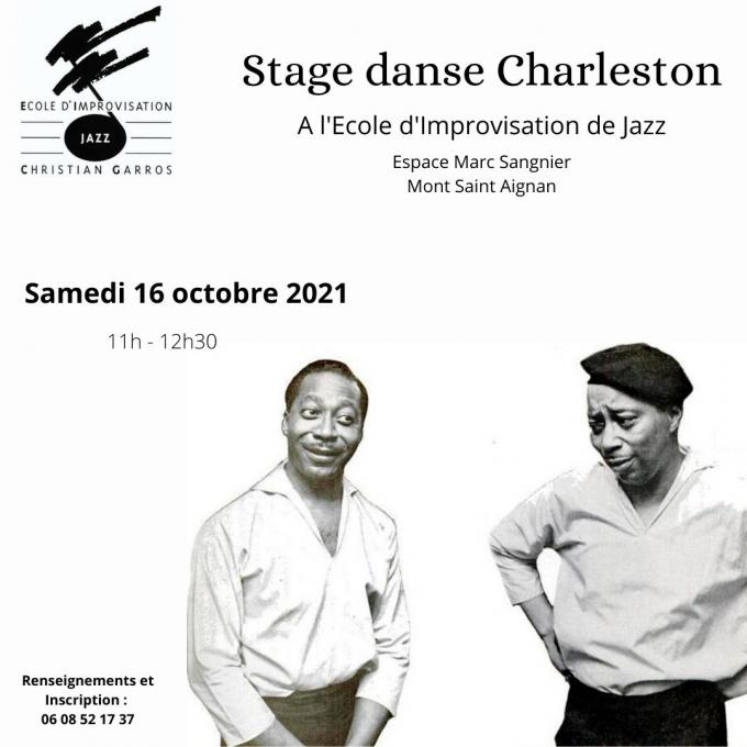 Stage danse Charleston