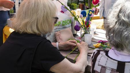 Ateliers tricot À vos mailles