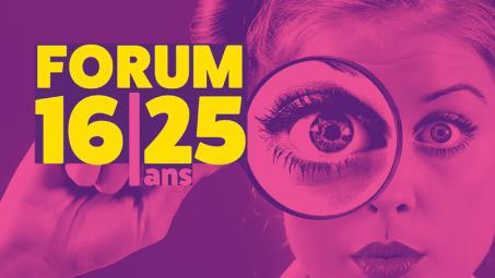 Forum 16/25 : pistes d'emploi